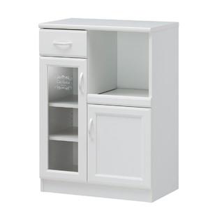 スライド付カップボード セシルナ [CEC-9065SL]