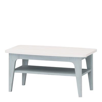 ローテーブル フレンチシャビー [FRS-8040T]
